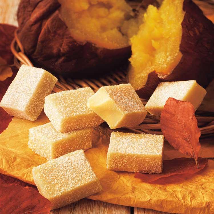 口いっぱいに広がる、安納芋の自然な甘み 【公式】【期間数量限定】 ロイズ 生チョコレート[やきいも] プレゼント ギフト スイーツ スイーツセット おしゃれ