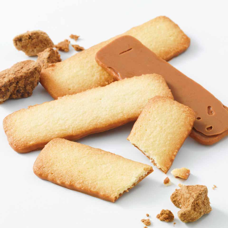 ココナッツの香ばしさと 黒糖の旨み豊かなコクの競演 公式 ロイズ バトンクッキー 黒糖25枚入 プレゼント プチギフト スイーツ スイーツセット ギフト おしゃれ オンラインショッピング セール 登場から人気沸騰