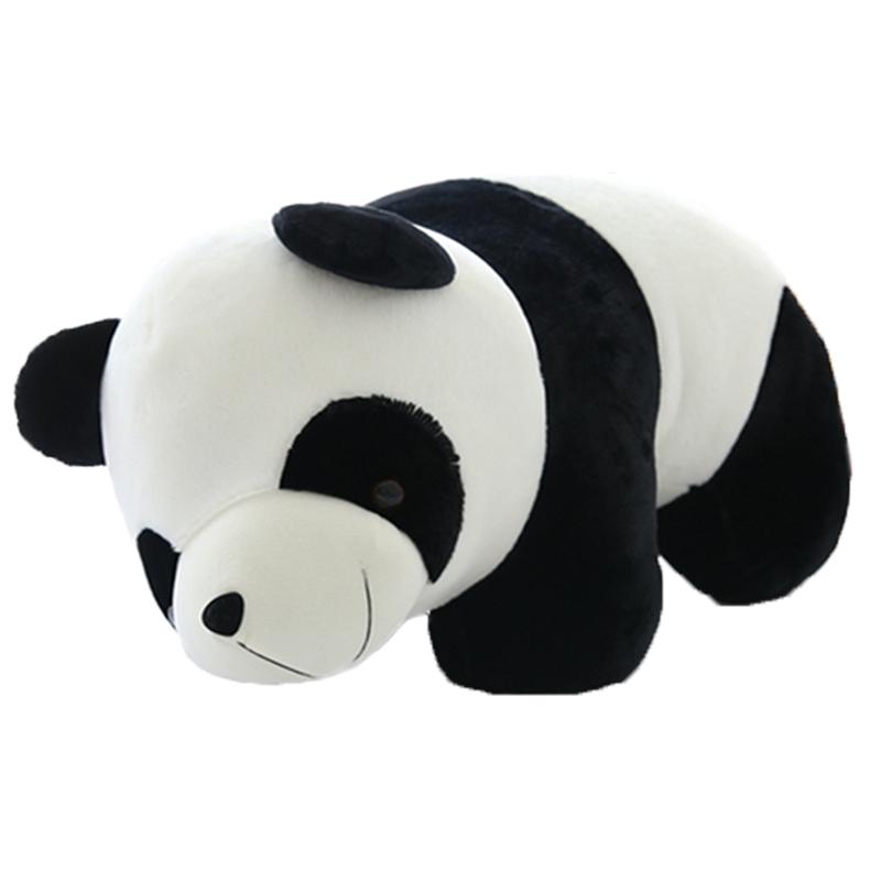 可愛いパンダ PANDA 抱き枕 特大 プレゼント 御祝い お誕生日プレゼント ぬいぐるみ 手触りふわふわ 白黒 動物 抱き枕 彼女 ギフト 贈り物 女の子 店飾り おもちゃ 全長100cm