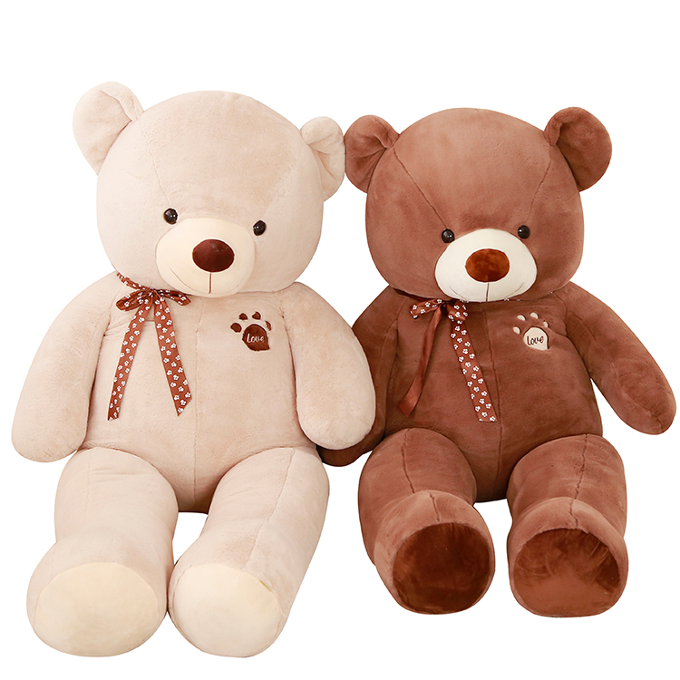 テディベア 大きい クマ ぬいぐるみ 大 ギフト 子供 彼氏 彼女 家族出産祝い ふわふわ 誕生日 クリスマス お祝い 結婚式 贈り物 一人暮らし 子供部屋 ベッドサイド 抱き枕 インテリア 140cm