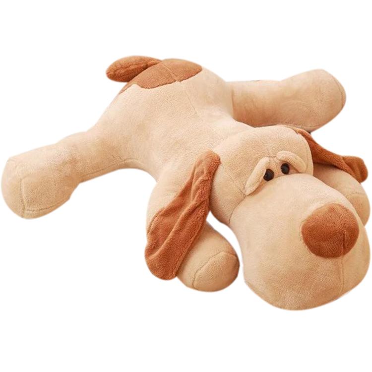 イヌ 可愛い犬 DOG 抱き枕 特大 プレゼント 御祝い お誕生日プレゼント ぬいぐるみ 手触りふわふわ 動物ぬいぐるみ 抱き枕 ギフト 贈り物 店飾り おもちゃ ペット 130cm 送料無料