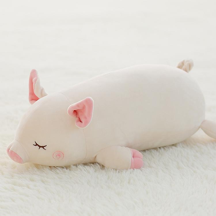 ぶた 子豚 ブタ ぬいぐるみ PIG 抱き枕 特大 かわいい プレゼント 御祝い お誕生日プレゼント 手触りふわふわ 動物 抱き枕 クリスマス 彼女 ギフト 贈り物 女の子 店飾り おもちゃ 80cm