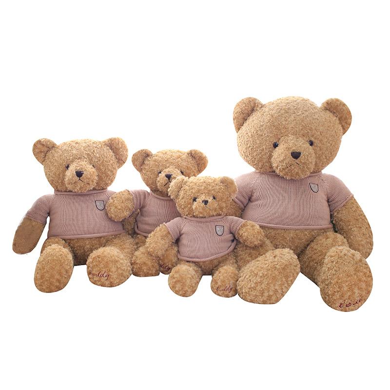 テディベア 大きい クマ ぬいぐるみ 大 ギフト 子供 家族 リボン 出産祝い ふわふわ 誕生日 クリスマス プレゼント 女の子 男の子 小学生 女性 お祝い 抱き枕 インテリア 120cm