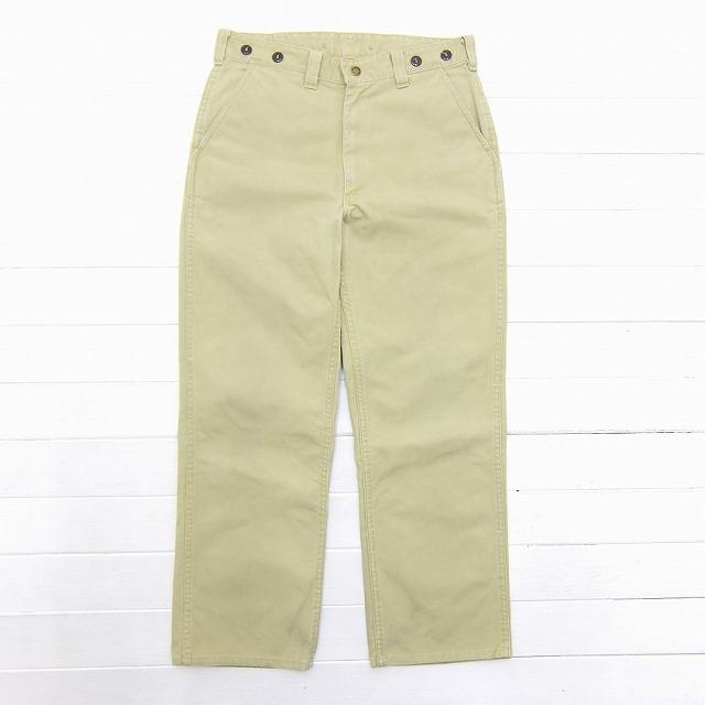 FILSON フィルソン Style 79 single Tin Cloth Pants シングル ティンパンツ メンズ W31 MADE IN USA / otherpant37sa / 【中古】