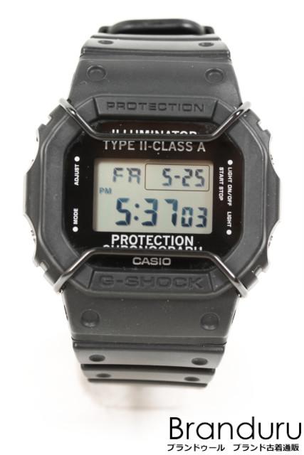 【7月31日に再値下げ!】カシオCASIO ×Nハリウッド G-SHOCK DW-D5600腕時計[MWWP19233]【中古】【5400円以上のご購入で送料無料】