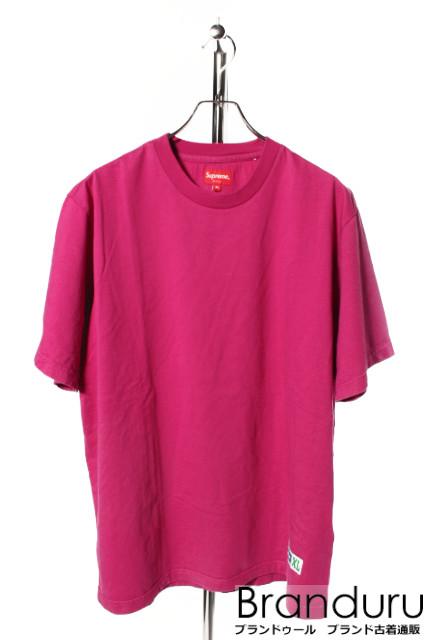 【7月20日に初値下げ!】シュプリームSupreme Plain 無地Tシャツ [MTSP24828]【SS】【中古】【5400円以上のご購入で送料無料】