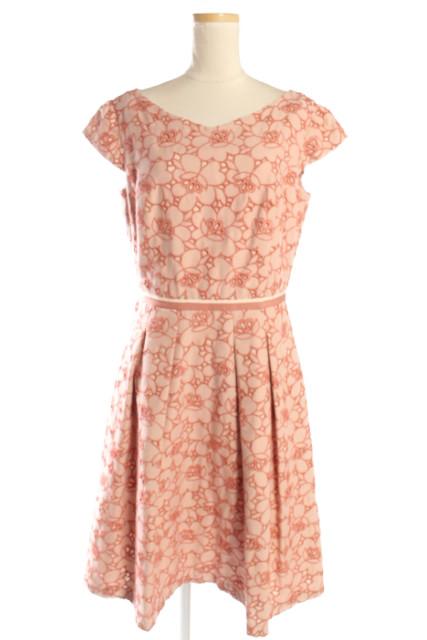 トッカTOCCA GLORY BUSHドレス[LOPP62276]【PP】【中古】【5400円以上のご購入で送料無料】