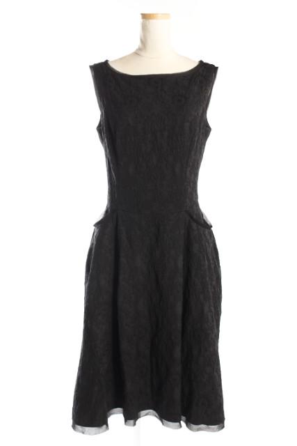 【3月22日に再値下げ!】DAISY LIN forフォクシー 06011 Waffle Lady ドレス[LOPP66911]【PP】【中古】【5400円以上のご購入で送料無料】【720190313】