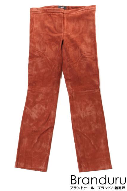 【新入荷!!】セオリーtheory 18SS Stretch Hide Classic Skinny パンツ[LPTP26155]【FF】【中古】【5400円以上のご購入で送料無料】