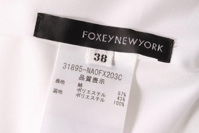 10月12日に再値下げ ポッキリ16000円 フォクシー ニューヨーク 31895 レディフレアワンピース LOPO64611PP5400円以上のご購入で送料無料rdsCthQ