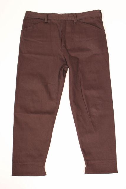 【新入荷!!】SUNSEAサンシー 17AW Vintage Cotton パンツ[MPTO59683]【FF】【中古】【5400円以上のご購入で送料無料】
