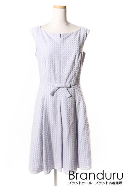 トッカTOCCA 【2018春のWEB限定】CLOVER ドレス[LOPP17310]【PP】【中古】【5400円以上のご購入で送料無料】