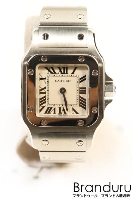 【新入荷!!】カルティエCartier W20056D6サントスガルベSM腕時計[LWWO08848]【中古】【5400円以上のご購入で送料無料】, バージンダイヤモンド専門店:5e31f622 --- insidedna.ai
