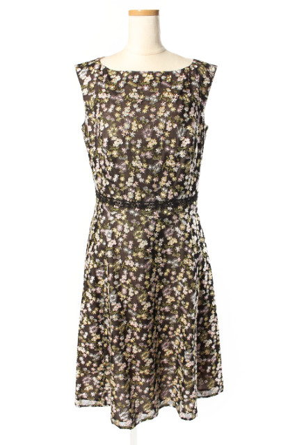 【新入荷!!】トッカTOCCA 17SS NADENA ドレス[LOPP70192]【PP】【中古】【5400円以上のご購入で送料無料】