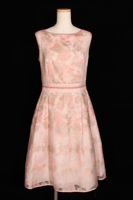 トッカゴールドレーベル 17SS RAINBOW FLOWER ドレス[LOPP63249]【PP】【中古】【5400円以上のご購入で送料無料】