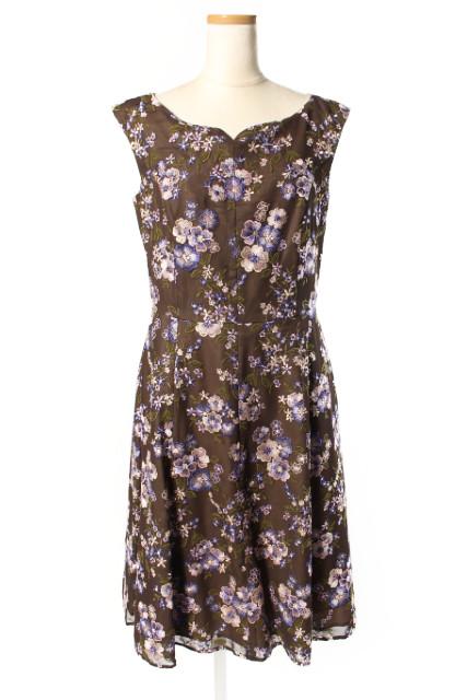 【1月1日に再値下げ!】トッカTOCCA 17AW SUPER STAR ドレス未使用[LOPP71423]【FF】【中古】【5400円以上のご購入で送料無料】