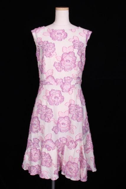 【入荷時より価格値下げ!】トッカTOCCA 18SS SAINT LUCIA ドレス未使用[LOPP48591]【PP】【中古】【5400円以上のご購入で送料無料】