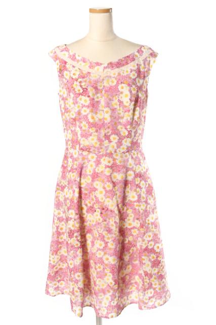 【春夏物新入荷!!】トッカTOCCA 17SS 洗えるDAISY BED ドレス[LOPP37595]【PP】【中古】【5400円以上のご購入で送料無料】