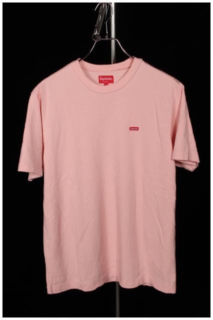 【新入荷!!】シュプリームSupreme PiqueSmallBoxLOGOTシャツ[MTSP59183]【SS】【中古】【5400円以上のご購入で送料無料】
