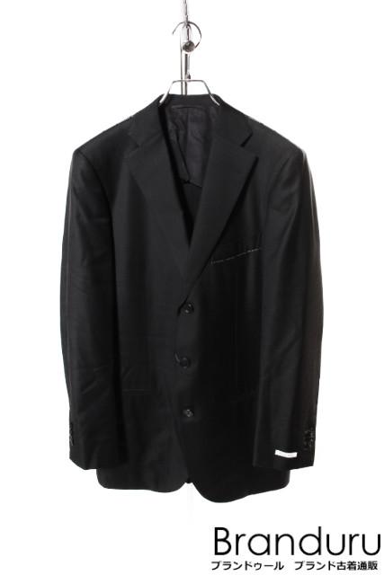 【新入荷!!】トゥモローランド ウール3Bテーラードジャケット[MJKP11106]【FF】【中古】【5400円以上のご購入で送料無料】