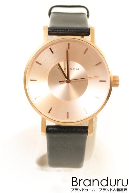 【新入荷!!】KLASSE14クラス14 VO14RG001W 腕時計[LWWP13799]【中古】【5400円以上のご購入で送料無料】