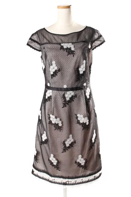 トッカTOCCA 18SS 洗える!JASMINE ドレス[LOPP66715]【PP】【中古】【5400円以上のご購入で送料無料】