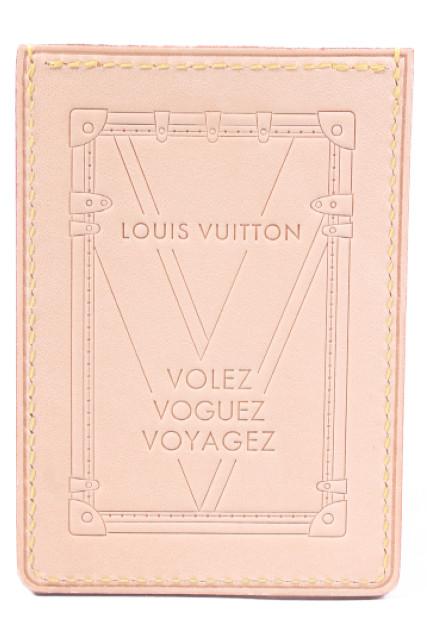 【新入荷!!】ルイヴィトン M62363ヴィトン展限定カードケース[LZCP60265]【中古】【5400円以上のご購入で送料無料】