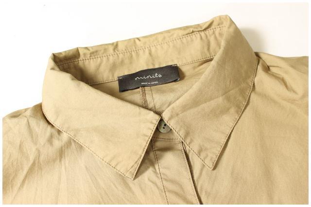 入荷時より価格値下げミニッツ 16SS ドゥーズィエムクラス取扱 ノースリーブシャツ LSHO09125SS5400円以上のご購入で送料無料OkXiuPZT