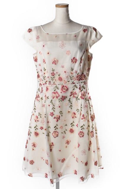 【新入荷!!】トッカTOCCA 17SS WEB限定FORTUNE ドレス[LOPP54552]【SS】【中古】【5400円以上のご購入で送料無料】