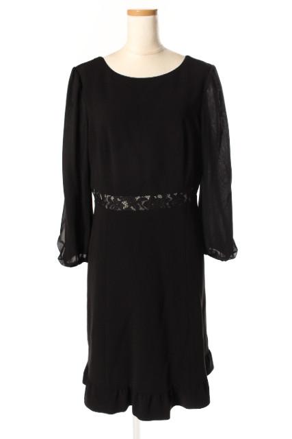 【新入荷!!】トッカTOCCA IRIS BEAUTY ドレス[LOPP59039]【PP】【中古】【5400円以上のご購入で送料無料】