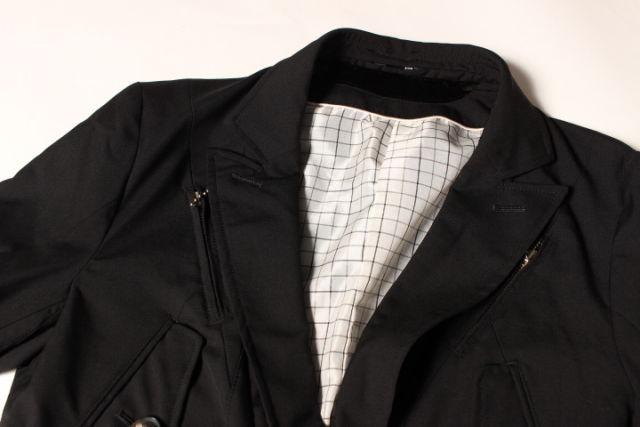 【春夏物新入荷!!】 【PP】 2WAYジャケット タカヒロミヤシタザソロイスト 【中古】 /[MJKP45357/] 【5400円以上のご購入で送料無料】