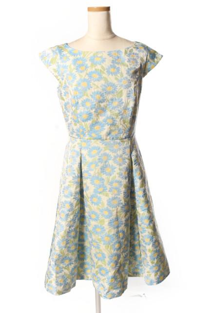 トッカTOCCA 18SS 洗える! DAISYドレス[LOPP54460]【PP】【中古】【5400円以上のご購入で送料無料】