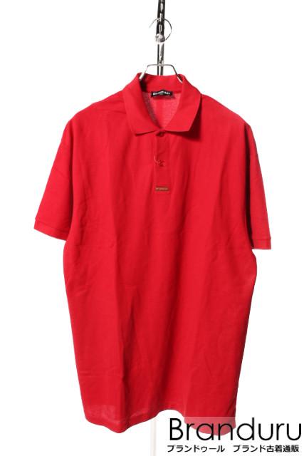 【入荷時より価格値下げ!】バレンシアガ 18SSクラシックロゴポロシャツ[MTSP33622]【SS】【中古】【5400円以上のご購入で送料無料】