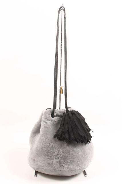 【新入荷!!】ラドローLUDLOW ムートンタッセルポシェットバッグ[LBGO97638]【AW】【中古】【5400円以上のご購入で送料無料】