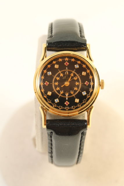 【7月31日に再値下げ!】NOJESSノジェス 2017年限定 Winter Special 腕時計[LWWP21147]【中古】【5400円以上のご購入で送料無料】