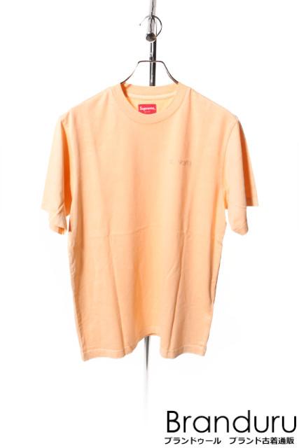 【7月31日に再値下げ!】シュプリームSupreme 18SSOverdyedTシャツ[MTSP21072]【SS】【中古】【5400円以上のご購入で送料無料】
