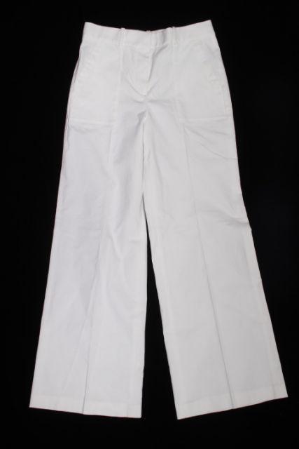 【春夏物新入荷!!】セオリーtheory 18SS Stretch Canvas Hw Wide Pant SL パンツ[LPTP35526]【PP】【中古】【5400円以上のご購入で送料無料】