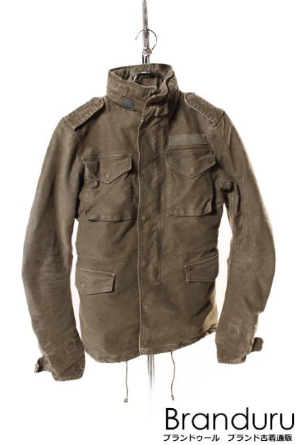 【新入荷!!】AKMエイケイエム M-65 cold weather ジャケット[MJKP31436]【AW】【中古】【5400円以上のご購入で送料無料】