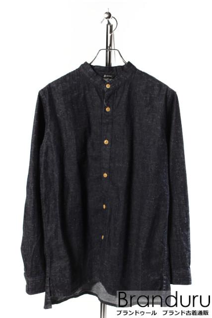 【新入荷!!】ジョンブルJOHNBULL ダンガリーシャツ[MSHP23497]【FF】【中古】【5400円以上のご購入で送料無料】
