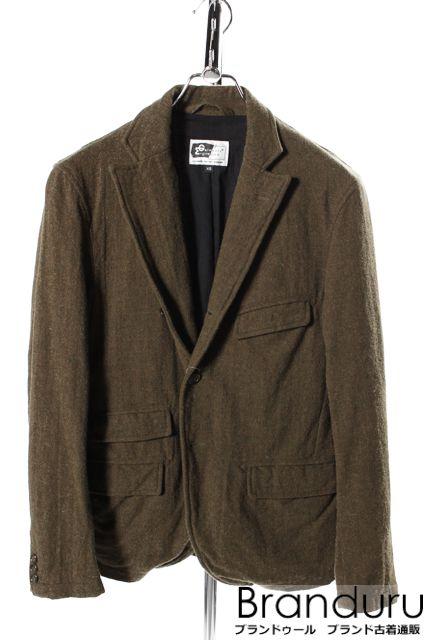 【新入荷!!】エンジニアドガーメンツ ウール混3Bジャケット[MJKO93635]【FF】【中古】【5400円以上のご購入で送料無料】
