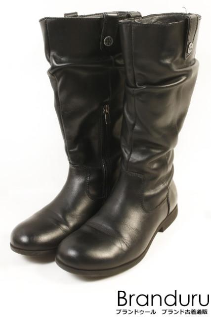 【10月12日に再値下げ!】ビルケンシュトック Sarnia Highブーツ[LFWP14955]【FF】【中古】【5400円以上のご購入で送料無料】