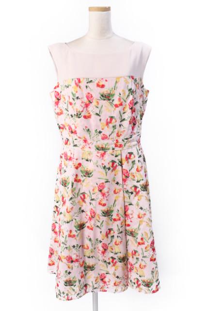 【新入荷!!】トッカTOCCA 18SS CROSSANDRA ドレス[LOPP83666]【PP】【中古】【5400円以上のご購入で送料無料】