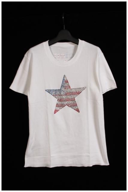 【新入荷!!】ルシアンペラフィネ スワロ星条旗プリントTシャツ[MTSP87928]【SS】【中古】【5400円以上のご購入で送料無料】