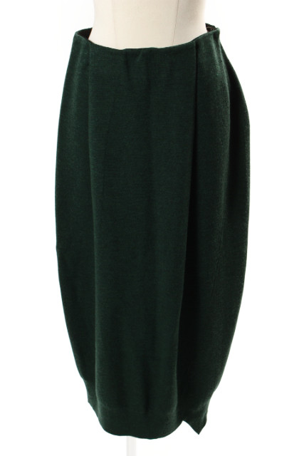 【3月22日に初値下げ!】ナゴンスタンスnagonstans 18AWニットデザインコクーンスカート[LSKP98912]【FF】【中古】【5400円以上のご購入で送料無料】【720190415】