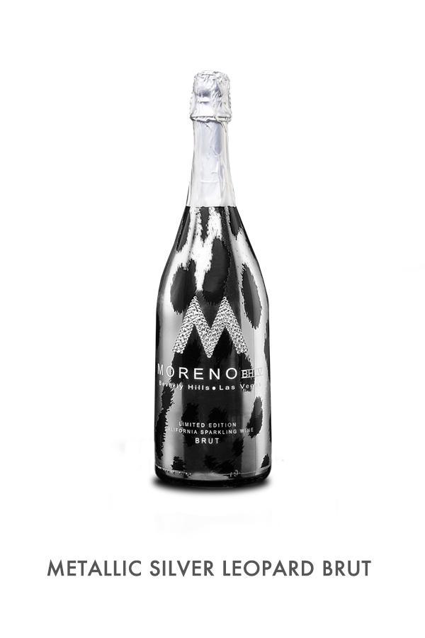 モレノスパークリングワイン【シルバーレオパード】750ml