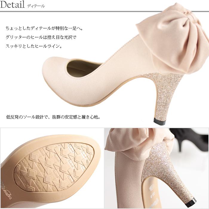 9d2dcea7a9df Memory foam sole Ribon her party Sandals walkable outsole 9 cm heel FS -002908