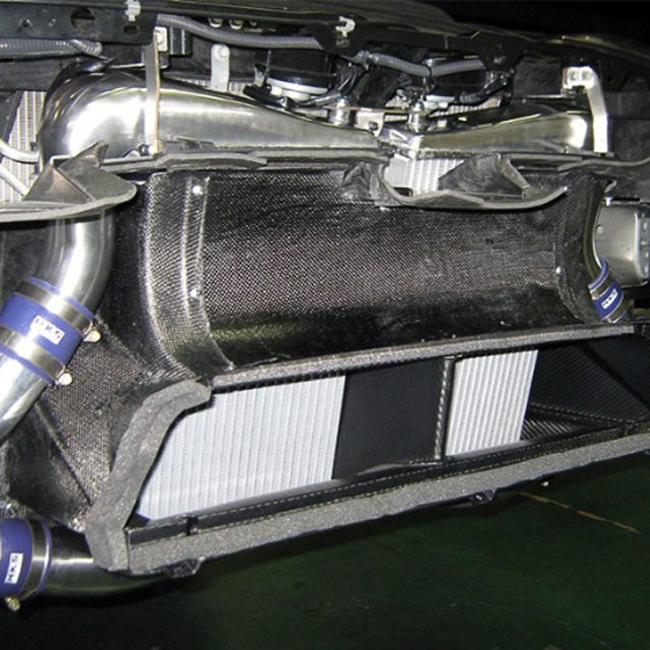 ■ 送料無料 ※個人宅宛送料有料 GT-R GTR 型式 R35 エンジン形式 割引 VR38DETT 年式 2007 12-2016 6 SPEC-V未確認 ※2011spec以降カーボンエアガイド取付不可 2個仕様 コアサイズ:400x260x65mm 車種別インタークーラーキット ≫ 13001-AN013 HKS 各所要加工 ≪ Rタイプ 安い 激安 プチプラ 高品質 前置きタイプ