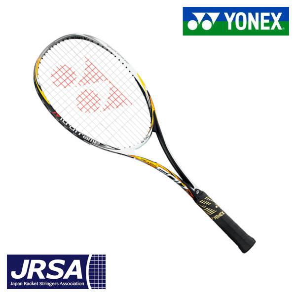 【最大1200円クーポン配布中】 ヨネックス ネクシーガ50V シャインイエロー UXL0 UXL1 UL0 UL1 NXG50V ソフトテニス ラケット 前衛