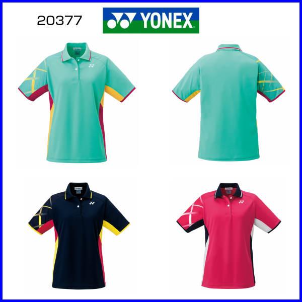ヨネックス レディースシャツ 20377 テニス バドミントンウエア 大感謝祭