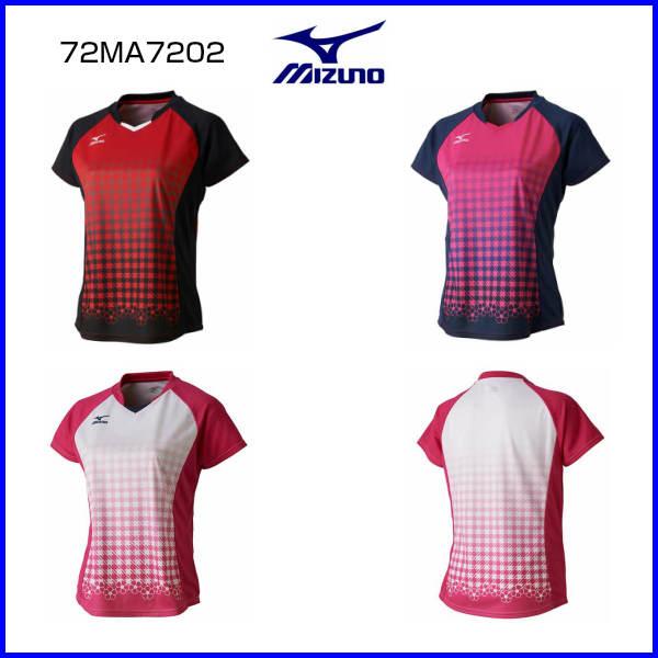 ミズノ レディースゲームシャツ 72MA7202 大感謝祭